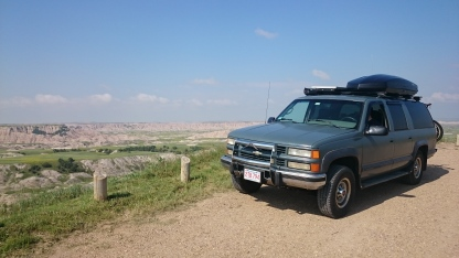 Boris in the Badlands