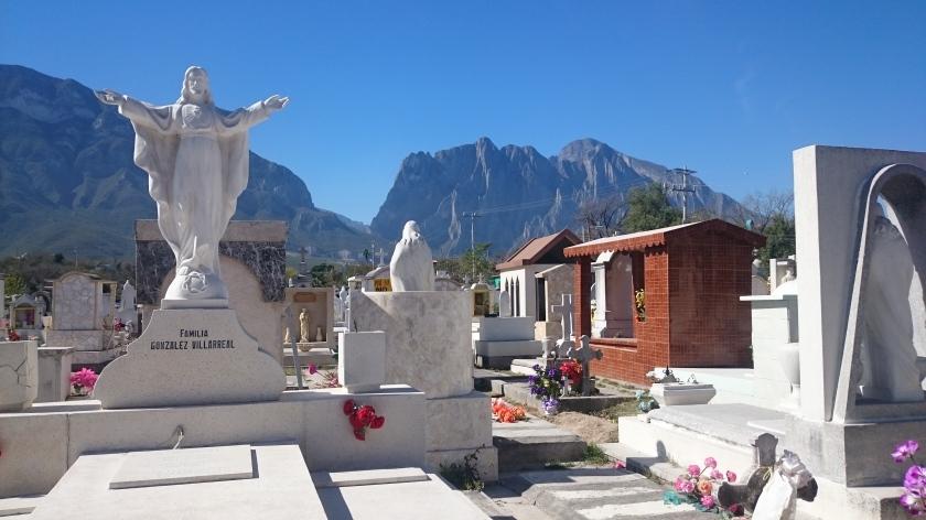 Hidalgo cemetery.